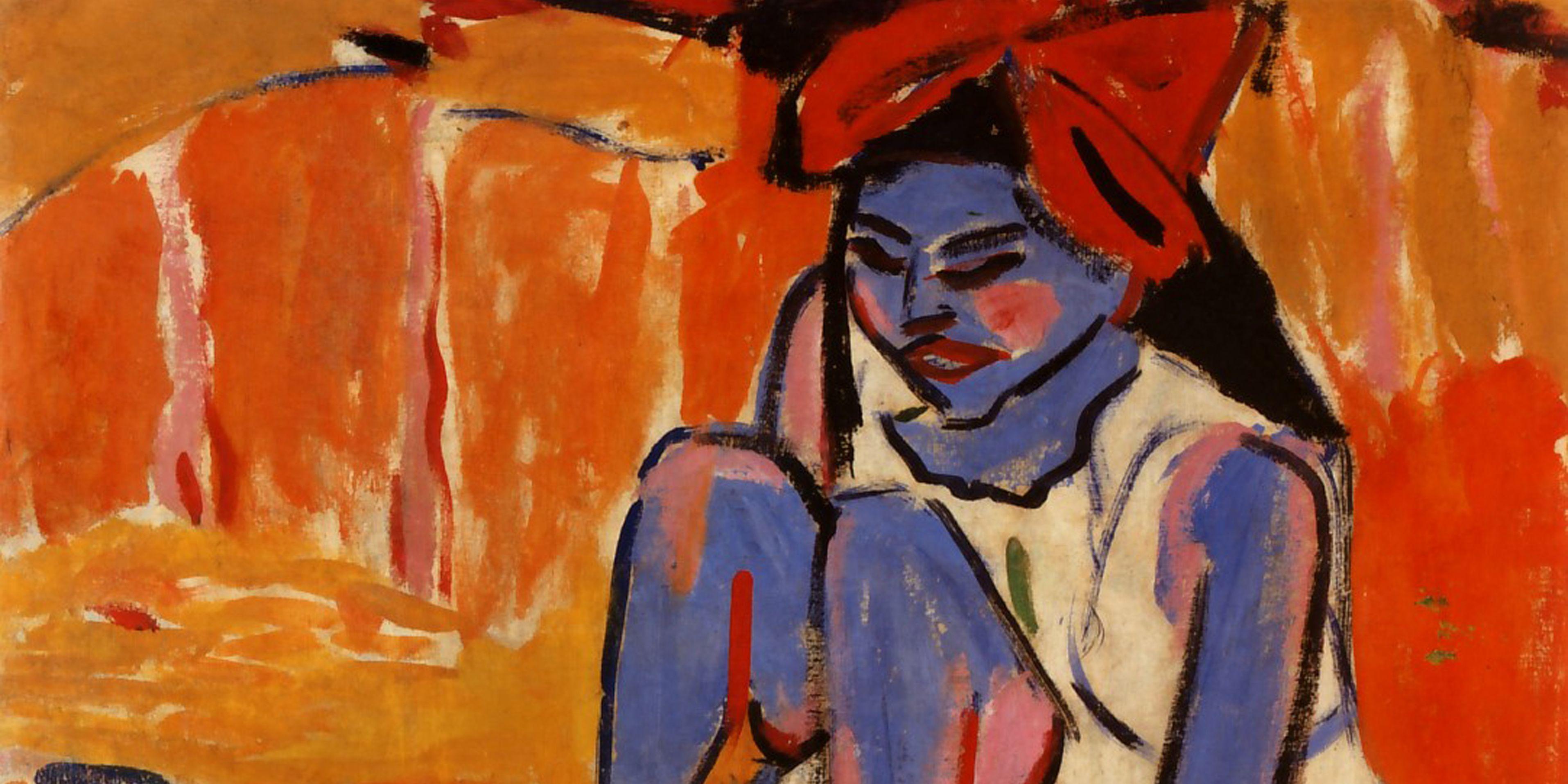 Die Brucke Und Die Moderne Bucerius Kunst Forum